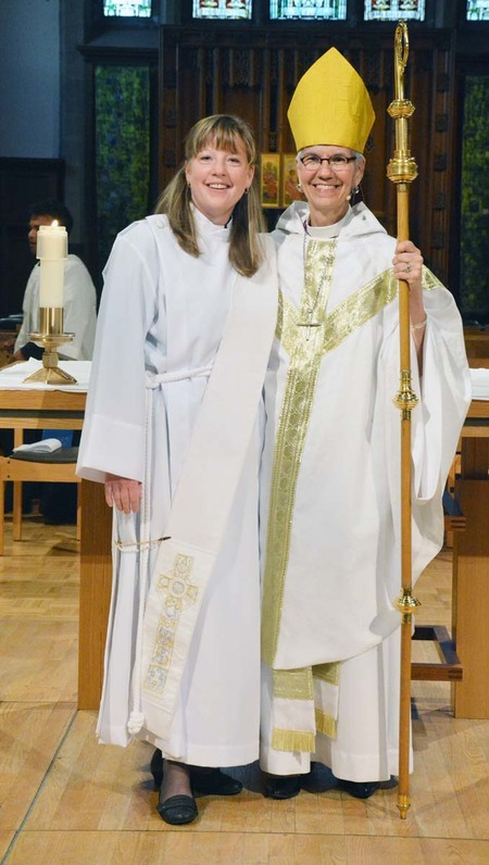 UPDATED - Clergy News Around the Diocese for mid-July 2017