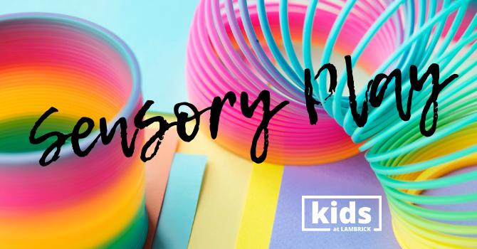 Sensory Play!