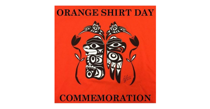 Orange Shirt Day Pancake Breakfast. June 30, 8:30AM to noon. image