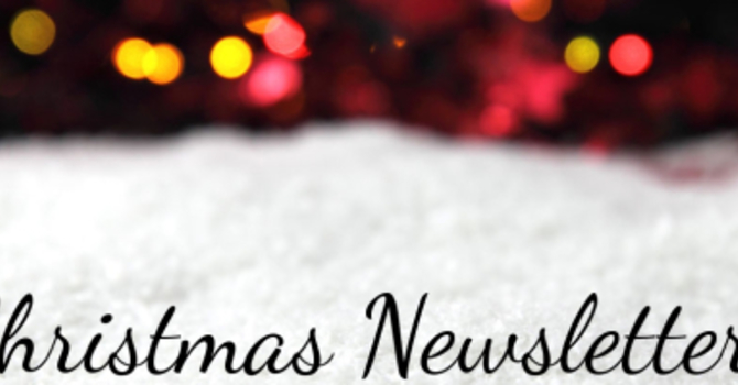 St. Catherine's Winter 2019 newsletter  image