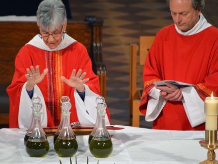Chrism Mass 2017