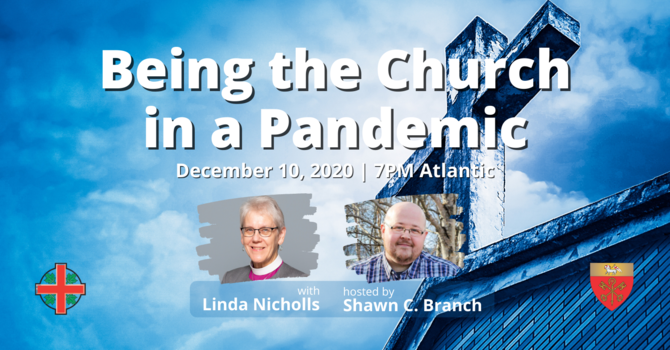 Recording: Being the Church in a Pandemic image