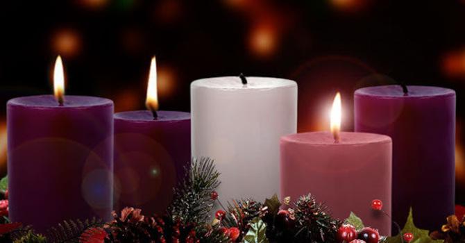 Bulletin: Advent Three image