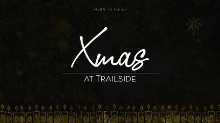 Xmas at TSC: Hope is Here