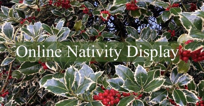 Online Nativity Display image