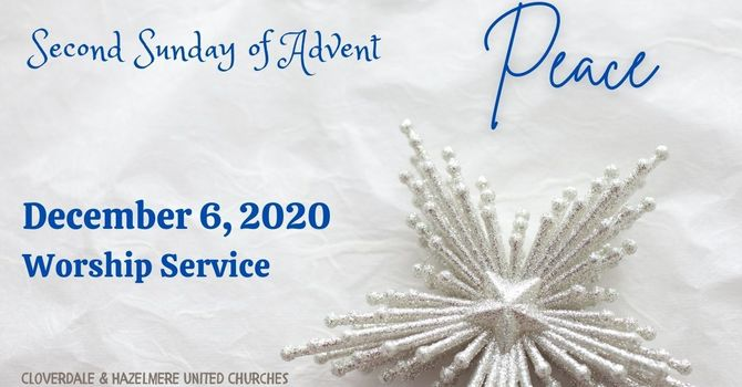 Advent(2) - Peace