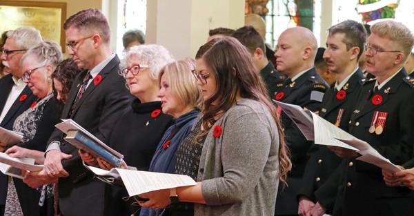 Remembrance Day Prayer Service
