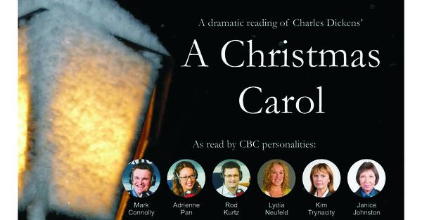 CBC Radio One Reads A Christmas Carol