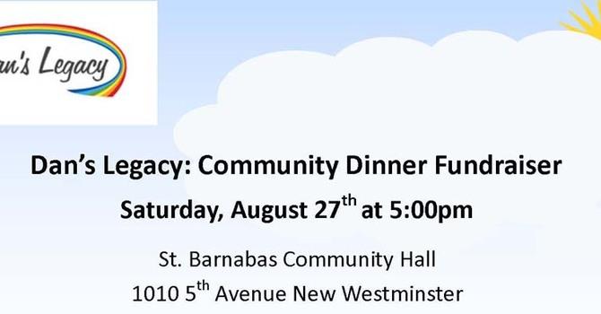 Dan's Legacy: Community Dinner Fundraiser