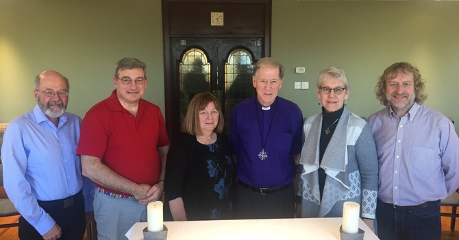 Canadian Anglican House of Bishops nominates  bishops for next primatial election image
