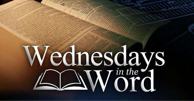 Wednesday Night Bible Study