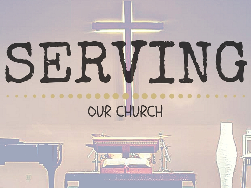 Serving The Church