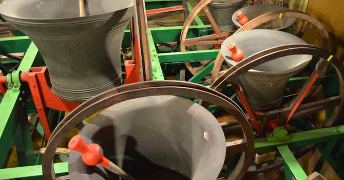 Special tour: The Art of Bell Ringing