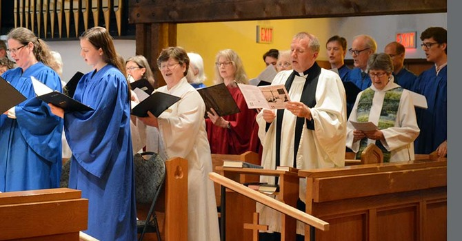 Be Joyful in the Lord - Archdeaconry Evensong