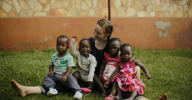 Focussed on the Good in Uganda  image