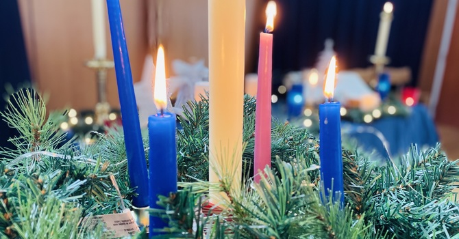 Advent 3 Service October 13th 2020 image