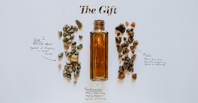 The gift off Myrrh