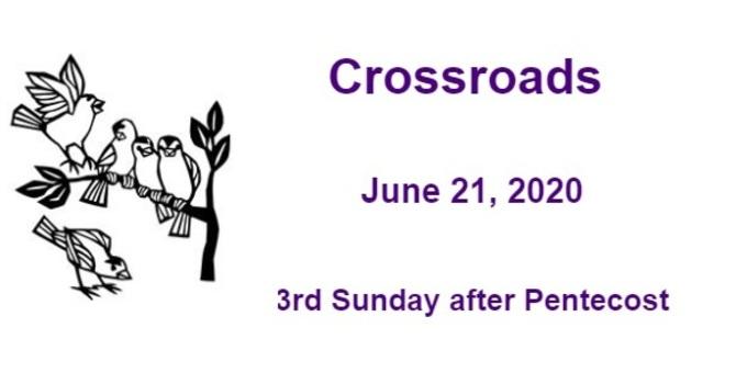 Crossroads June 21, 2020 image