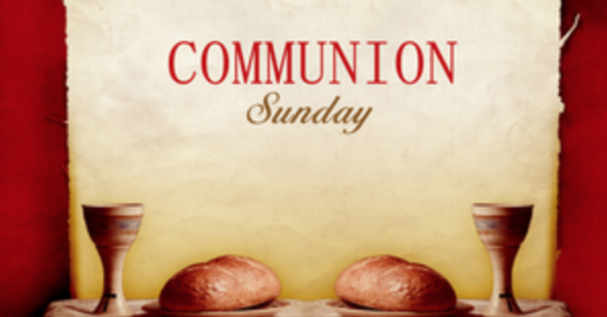 REFLECTION FOR WORLD COMMUNION