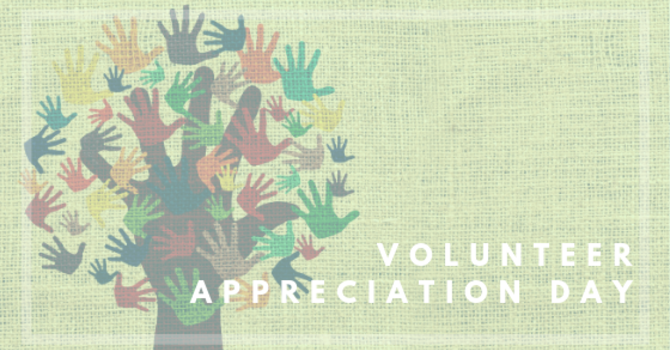 Volunteer Appreciation Day