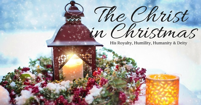 The Christ In Christmas image