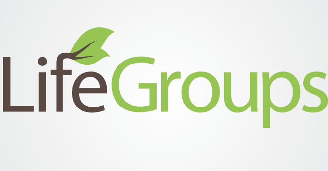 Life Groups: It's better together! image