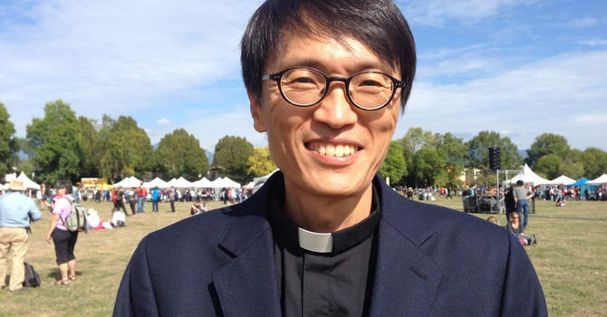 We Have A Curate!  image