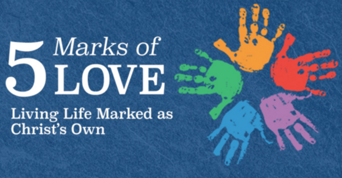 Lent 2017: 5 Marks of Love- SSJE image