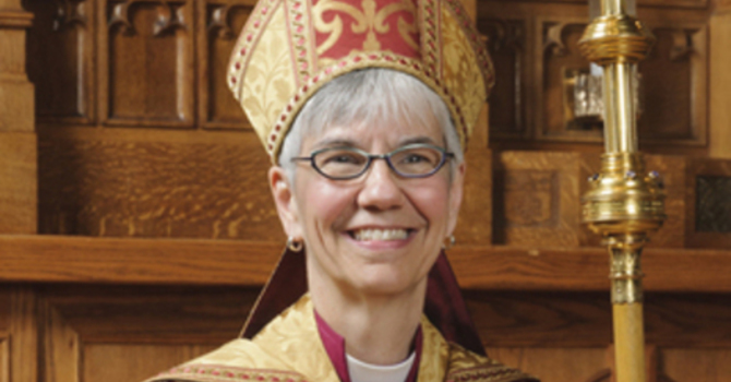 Bishop Melissa on CBC Radio image