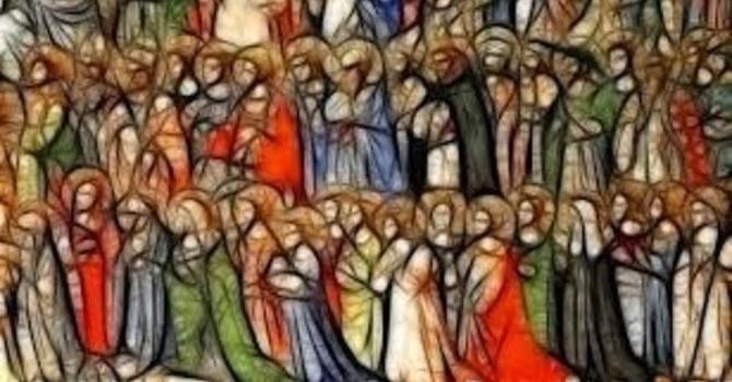 All Saints/All Souls Sunday, November 3, 2019 image