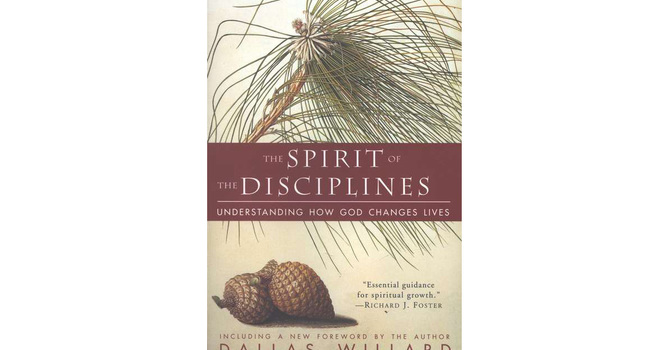 The Spirit of the Disciplines image