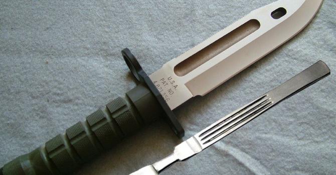 Knife and Scalpal image