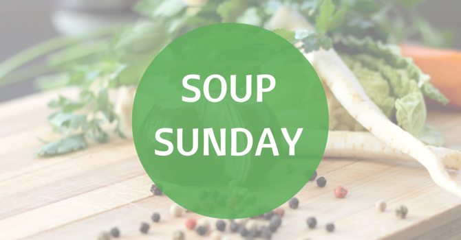 Soup Sunday