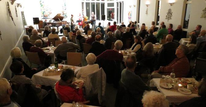 Coffee House Fundraiser Huge Success image