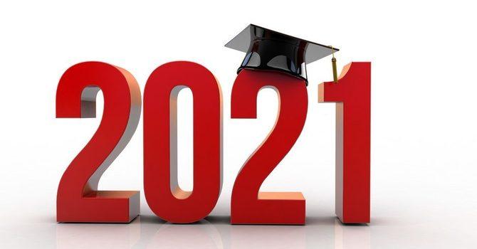 Calling all 2020 - 2021 Graduates image