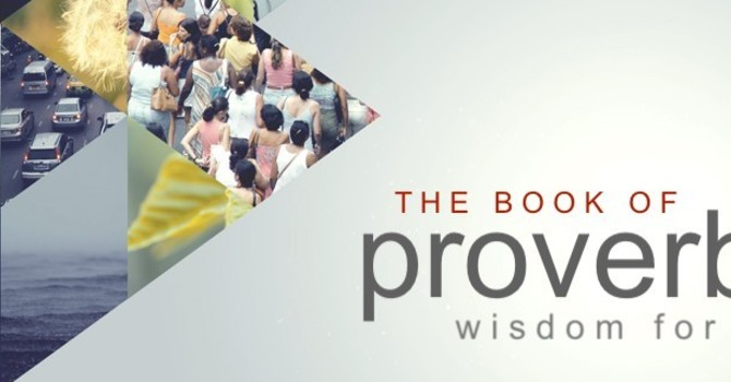 Selected Proverbs