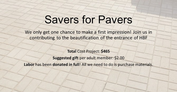 Savers For Pavers