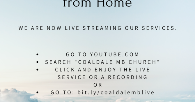Live Streaming our Services image