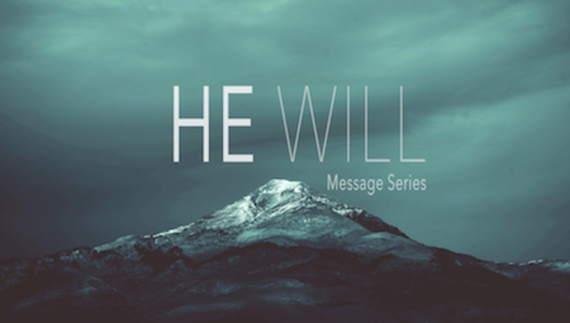 He Will Bring You Out | pt2