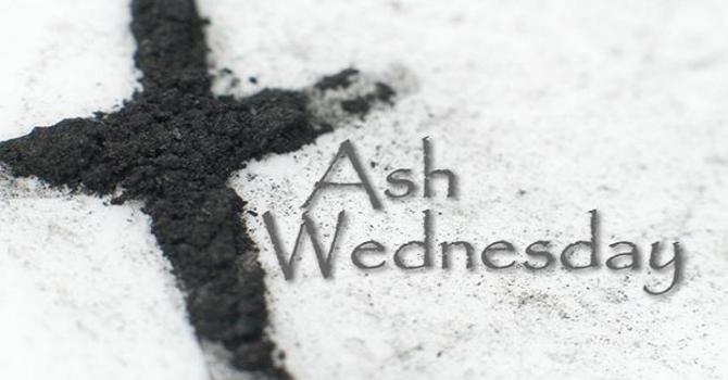 ASH WEDNESDAY statement image