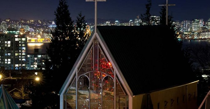 Please Take Part In Our Online Christmas Eve Service Tonight! image