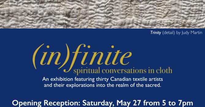 (in) finite - spiritual conversations in cloth