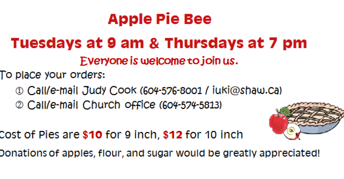 Apple Pie Bee image