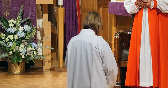 Advent Ordinations image