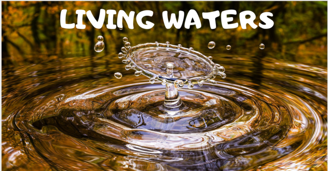 March Living Waters Newsletter image
