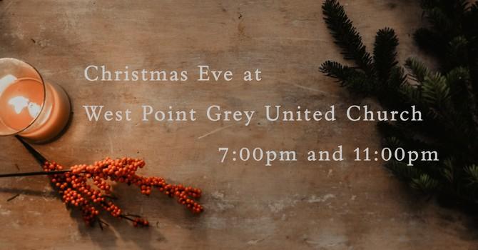 Christmas Eve at WPGUC image