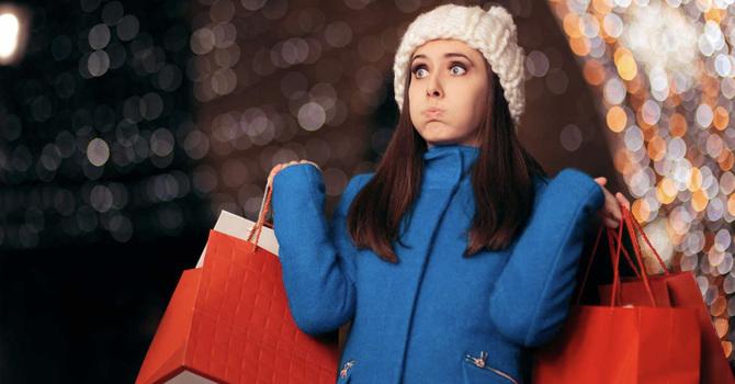 Pray Your Way Through Christmas Stress image