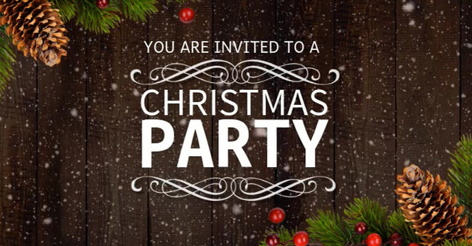 Eucharist and Christmas Party