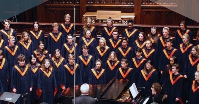 Sprague High School Concert Choir, Salem, Oregon