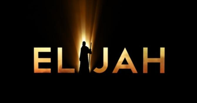 Elijah (1/4)